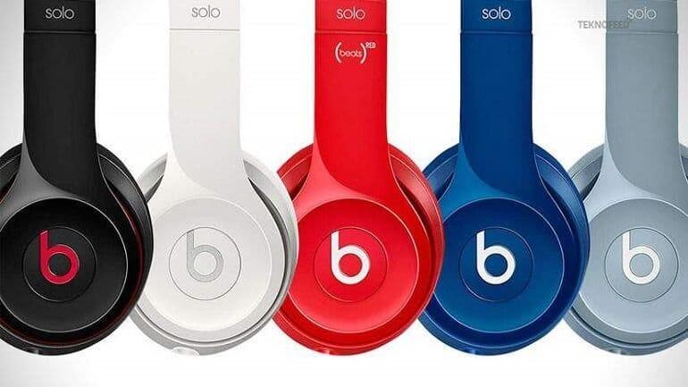 iPhone 7 ile birlikte yeni Beats kulaklıklar da geliyor