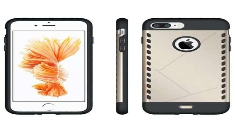 iPhone 7 satışa sunan kılıfları