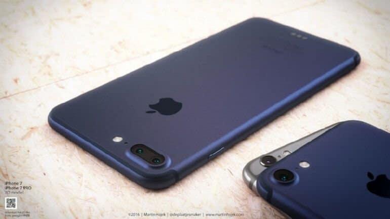 iPhone 7 ve 7 Plus'a yeni renk mi geliyor?