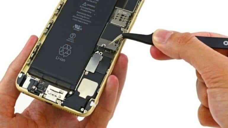 iPhone 7'de batarya mAh değerleri ne kadar?