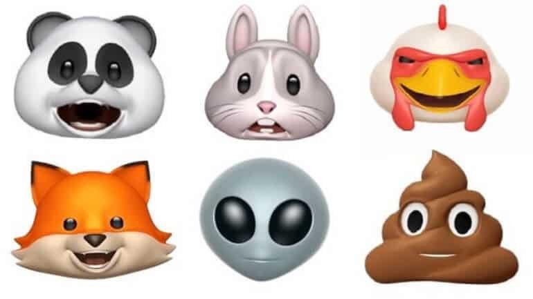iPhone emoji gönderme – iPhone X emoji (animoji) nasıl kullanılır?