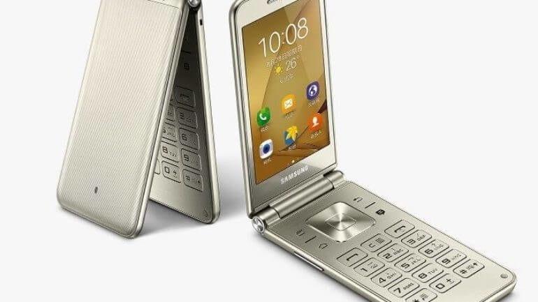 Karşınızda Samsung Galaxy Folder 2