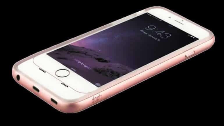 Kılıf ile iPhone 7'ye kulaklık girişi geliyor