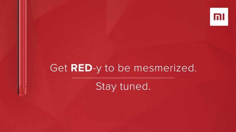 Kırmızı Xiaomi Redmi Note 5 Pro satışa çıkıyor