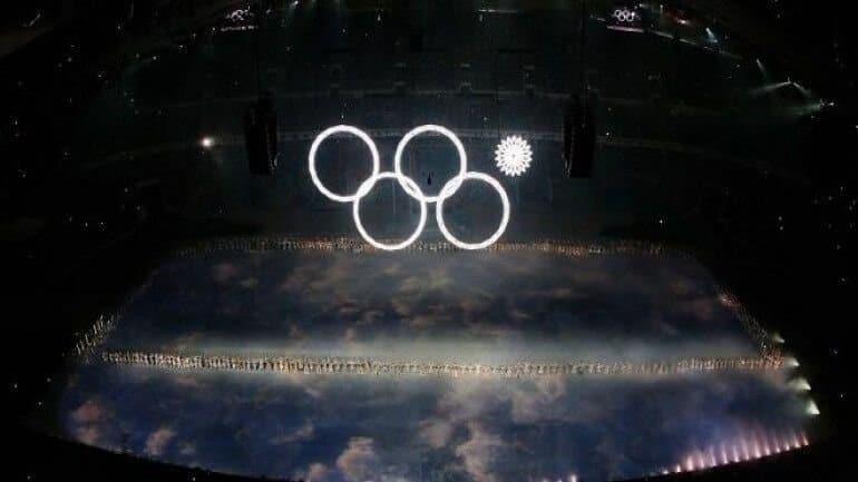 Kış olimpiyatları açılış seremonisinde siber saldırı yapıldı