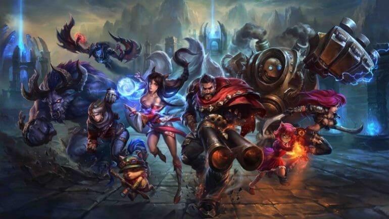 League of Legends kayıt nasıl yapılır?