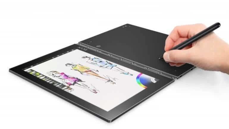 Lenovo Yoga Book ön siparişte