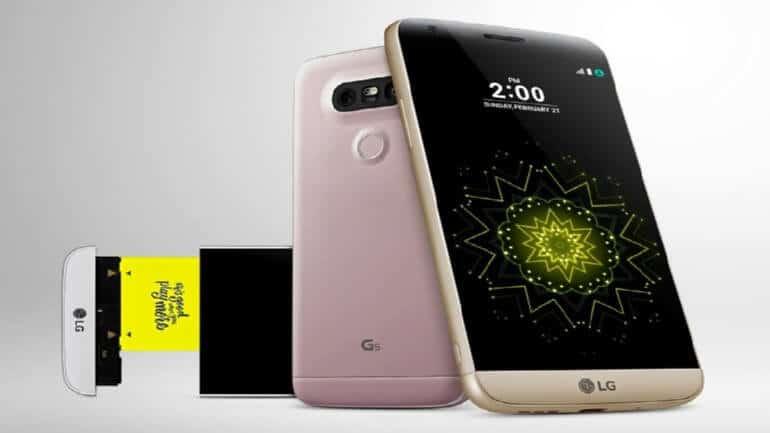 LG G5'e dev kampanya!