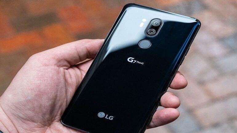 LG G7 ThinQ fiyatı ve teknik özellikleri