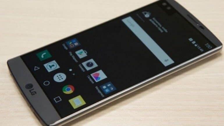 LG V20 Tanıtıldı