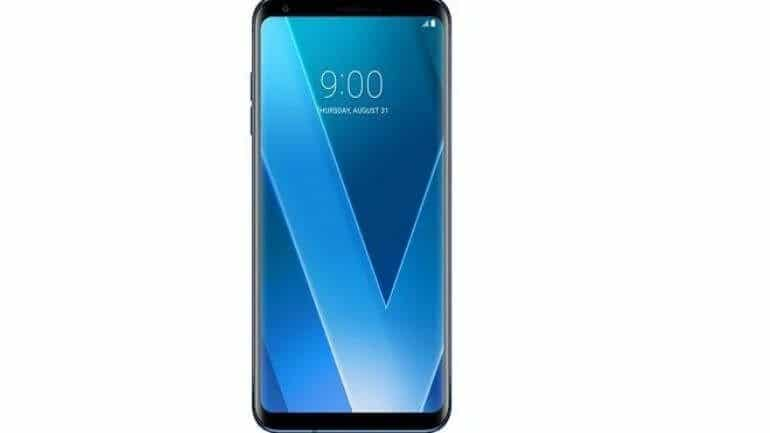 LG V30 Android Oreo'ya geçmeye başladı