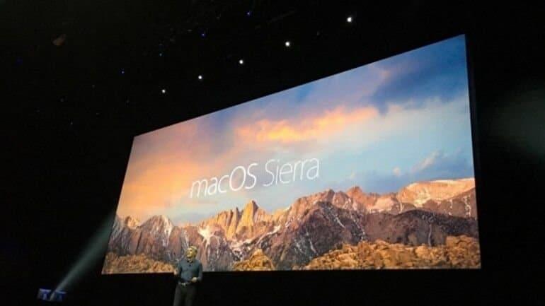 MacOS Sierra nedir? Özellikleri nelerdir?