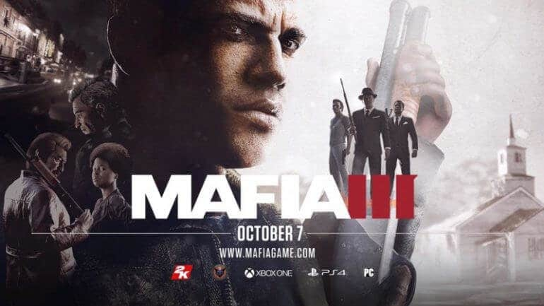 Mafia 3 mobilde de oynanacak!