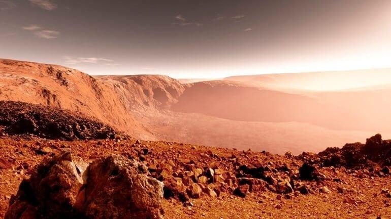 Mars'a ayak basacak ilk insan belli oldu