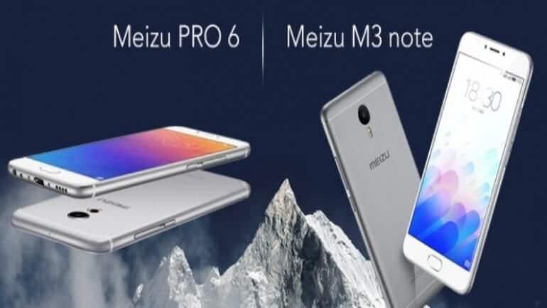 Meizu M3 Note ve M6 Pro Türkiye'de satışa çıktı