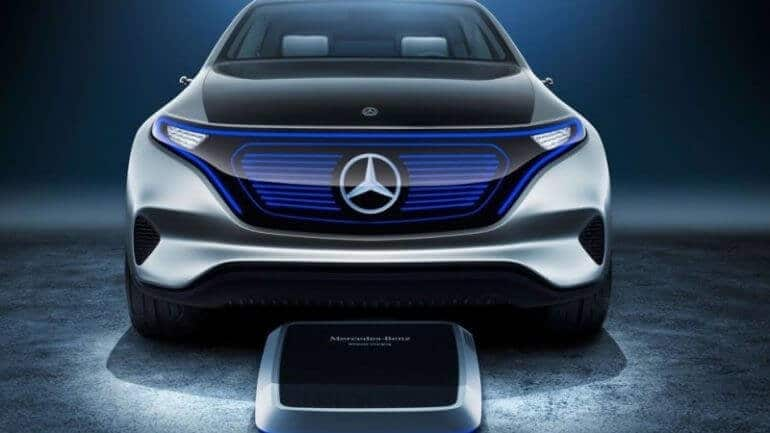 Mercedes Generation EQ ile büyüledi!