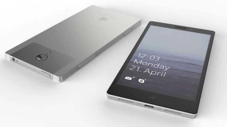 Microsoft farklı bir akıllı telefon sektörünü değiştirmeyi amaçlıyor!