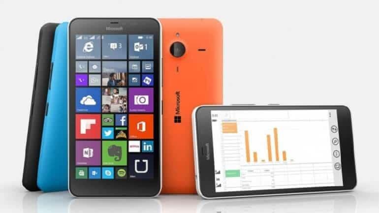 Microsoft Lumia serisi artık bitiyor!