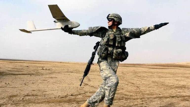 Militarist Drone modelleri!