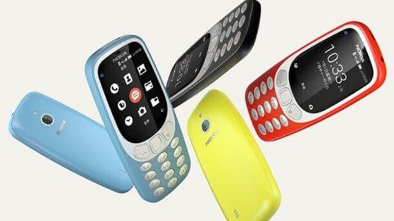 Nokia 3310 4G geliyor!