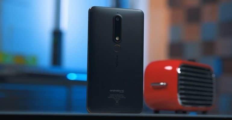 Fiyat Performans Ürünü En Uygun Fiyatlı Akıllı Telefonlar -Nokia 6.1