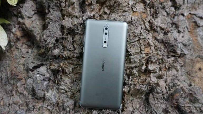 Nokia 8 Android Oreo 8.0 güncellemesi geldi