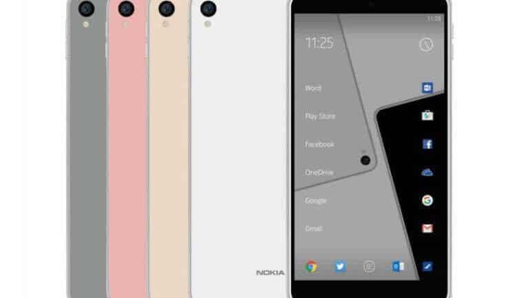 Nokia'dan Yeni Model: D1C