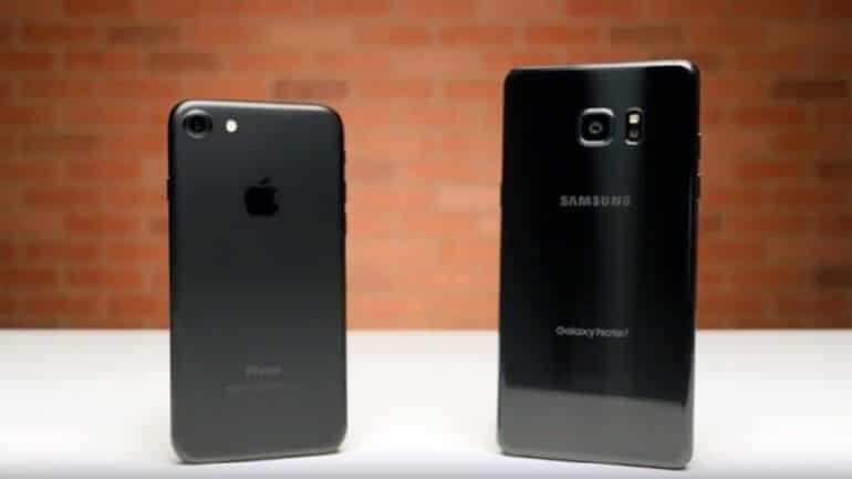 Note 7'yi bırakanlar iPhone 7 aldı