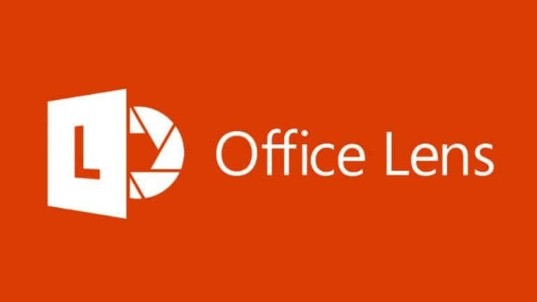 Office Lens Office 365 ile geliyor