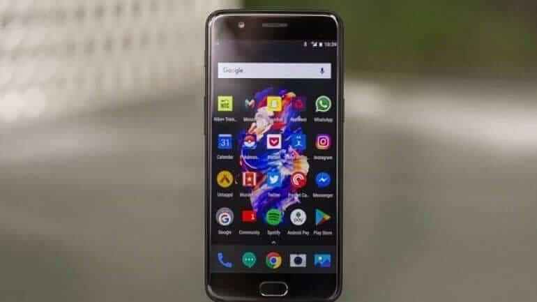 OnePlus 5 stokları tükendi