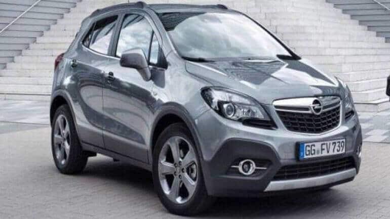 Opel Mokka ile geliyor!