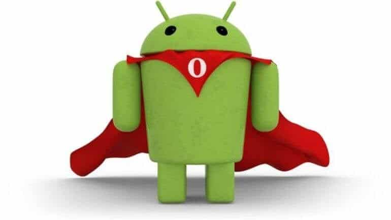 Opera Android yenilendi!