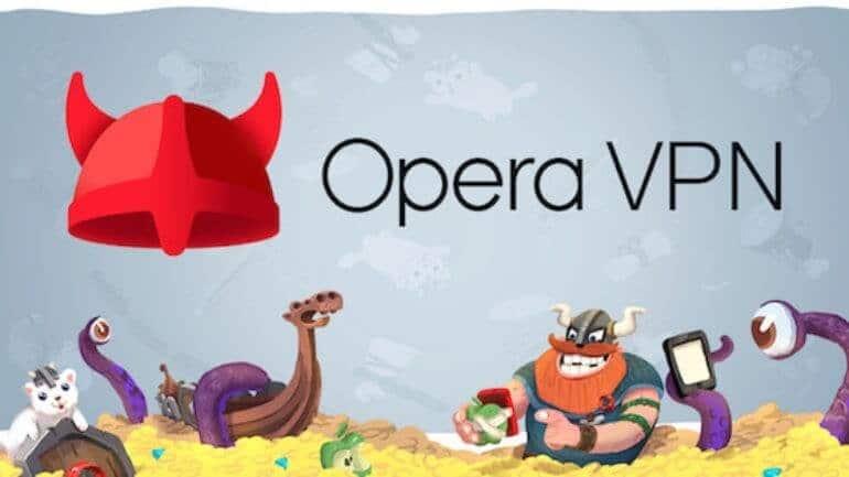 Opera VPN özelliği masaüstüne geldi