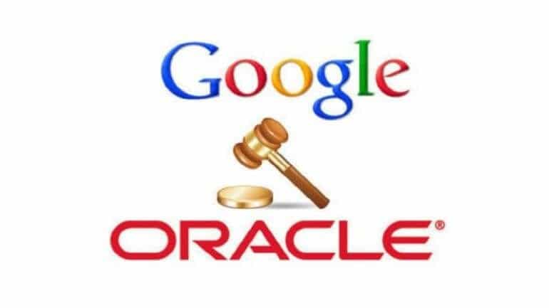 google and oracle dispute At issue in oracle v google is whether oracle can claim a copyright on java apis and, if so, whether google infringes these copyrights when it implemented.