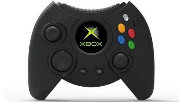 Orijinal Xbox Duke kontrolcüsü tekrar hazırlanıyor
