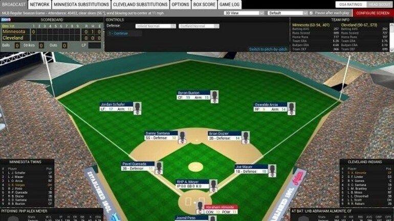 Out Of The Park Baseball 19 çıktı