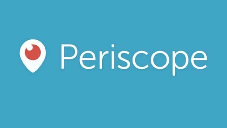 Periscope güncellendi