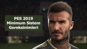 PES 2019 sistem gereksinimleri