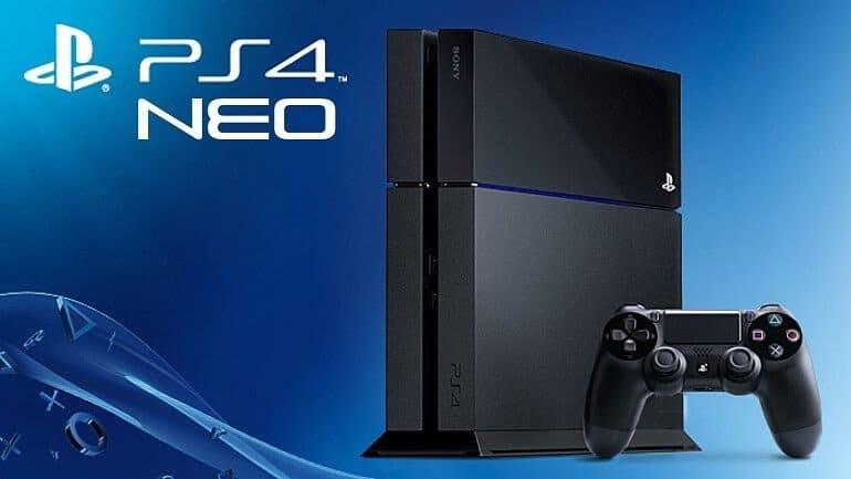 Playstation 4 Neo Eylül ayında kullanıcılarıyla buluşacak