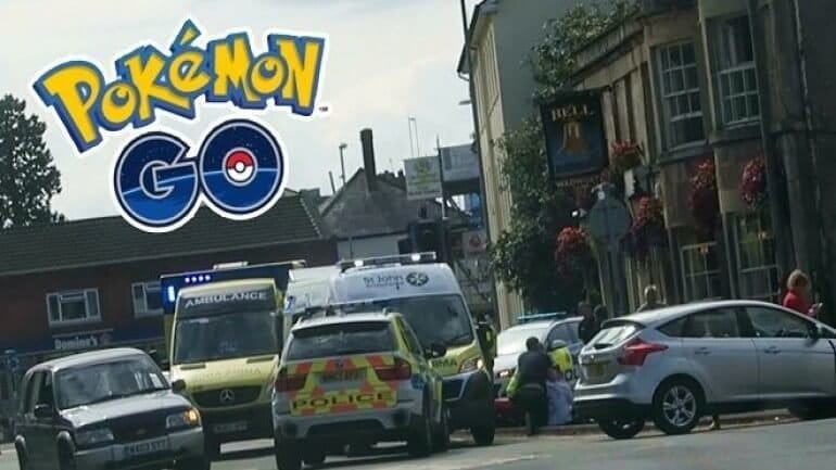 Pokemon GO araba kazası bilançosu açıklandı