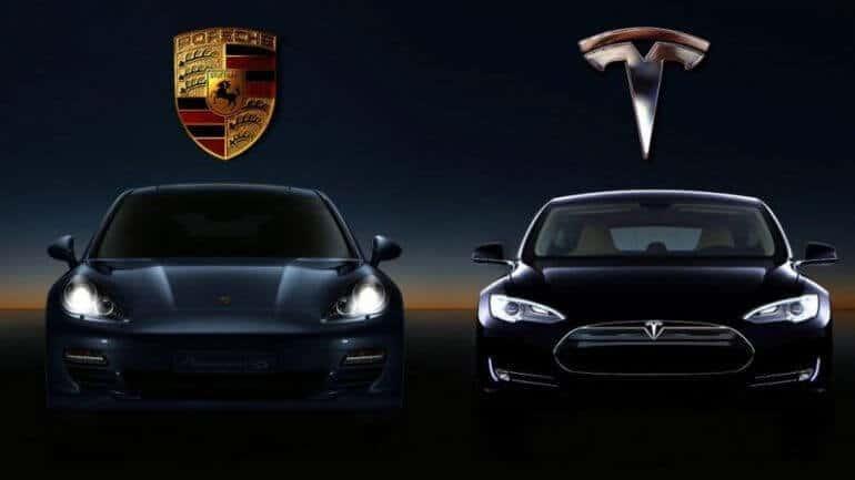 Porsche'den Tesla'ya ortaklık çağrısı