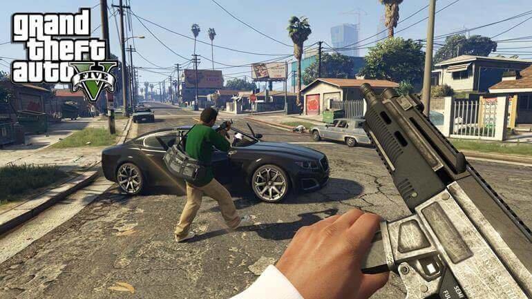 PS 4 için en çok satan oyun GTA 5