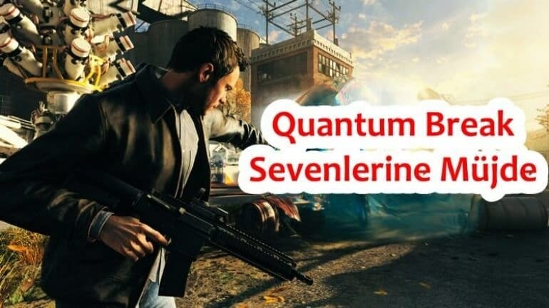 Quantum Break oyunu satışa sunuldu!