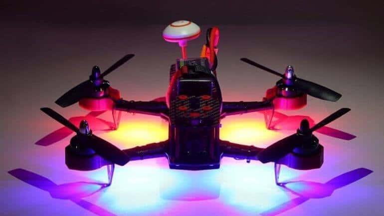 Ramazanda davulu Drone'lar çalıyor!