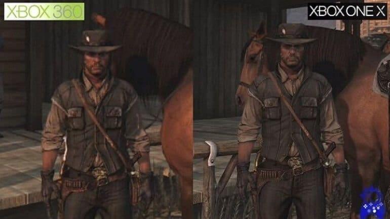 Red Dead Redemption ve Gears of War 2 Xbox One X için 4K yayınlandı