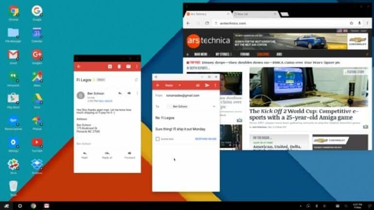 Remix OS Player artık Windows'ta çalışabilecek