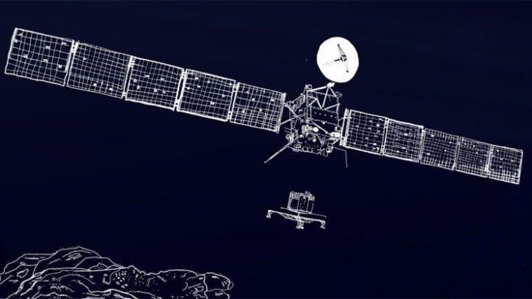 Rosetta Uzaydaki görevini 12 yılın ardından tamamladı