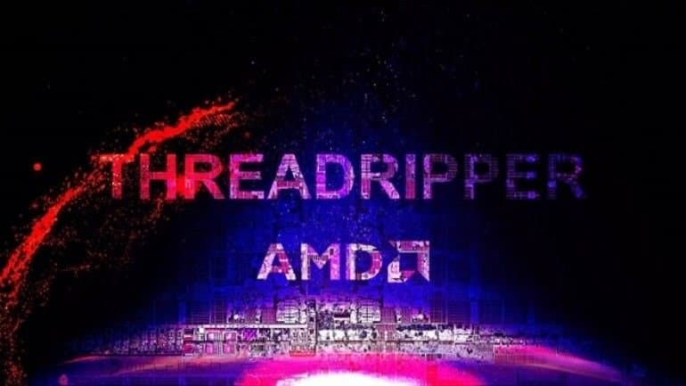 Ryzen Threadripper testi