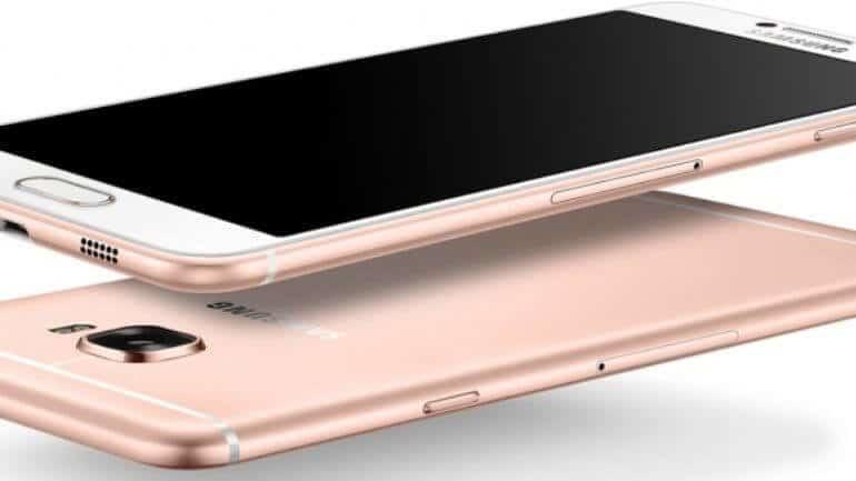 Samsung Galaxy C9 iddialı geliyor!