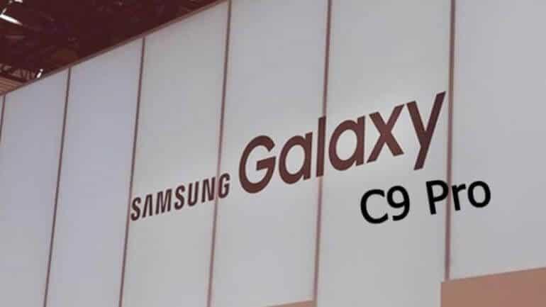 Samsung Galaxy C9 Pro modeli yolda!